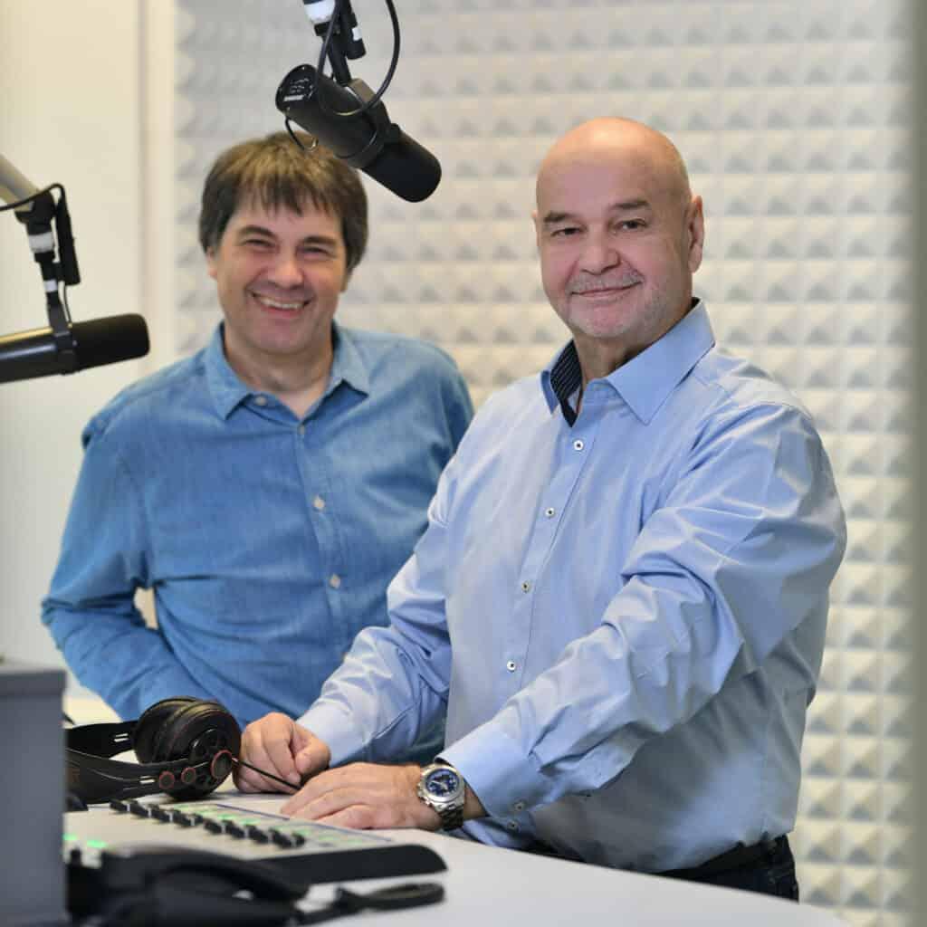 Der Unternehmer-Academy Podcast   Volker & Thomas